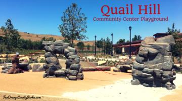 Quail Hill Community Center Playground in Irvine