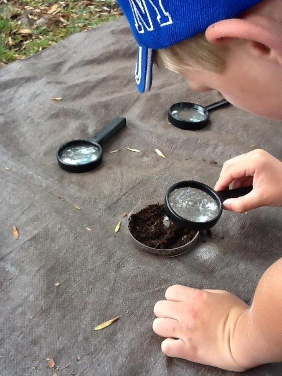 Summer Camp Earth Savers Theme