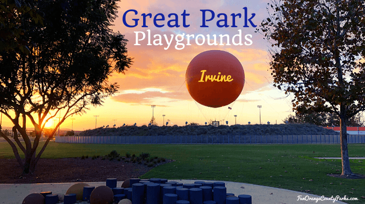Great Park Playground featured image