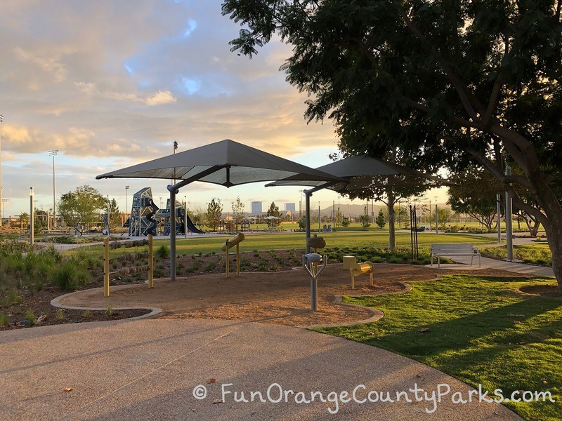 oc great park kids play area full view