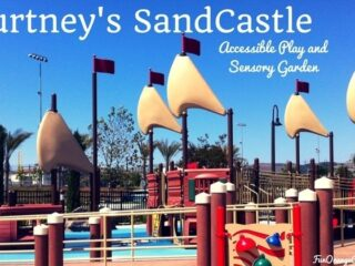 Courtney's Sandcastle Accessible Playground San Clemente
