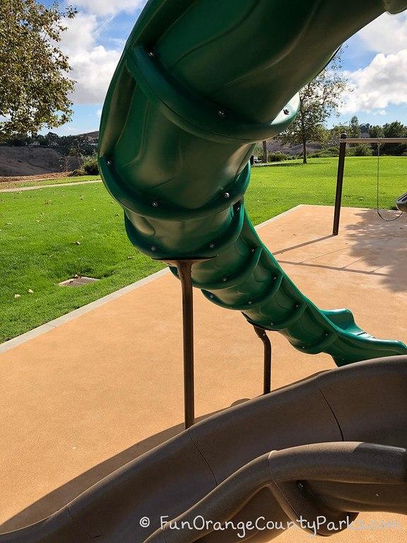 parc vista park slides