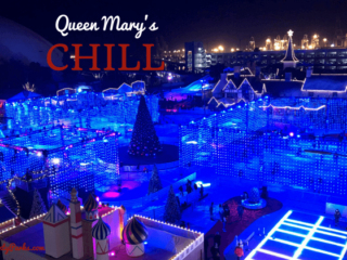 Queen Mary Chill Holiday Ice Event