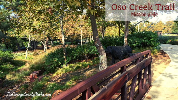 Oso Creek Trail: Turn at the Tunnel Slides to Explore Nature