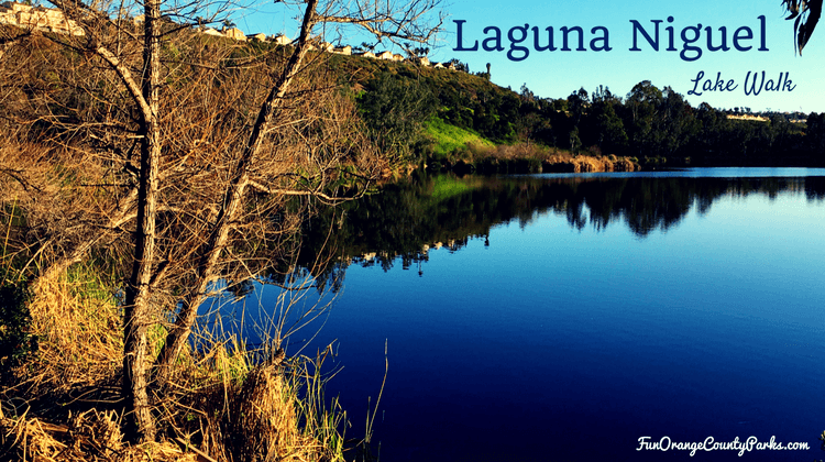 Laguna Niguel Lake Walk | Laguna Niguel walking trail