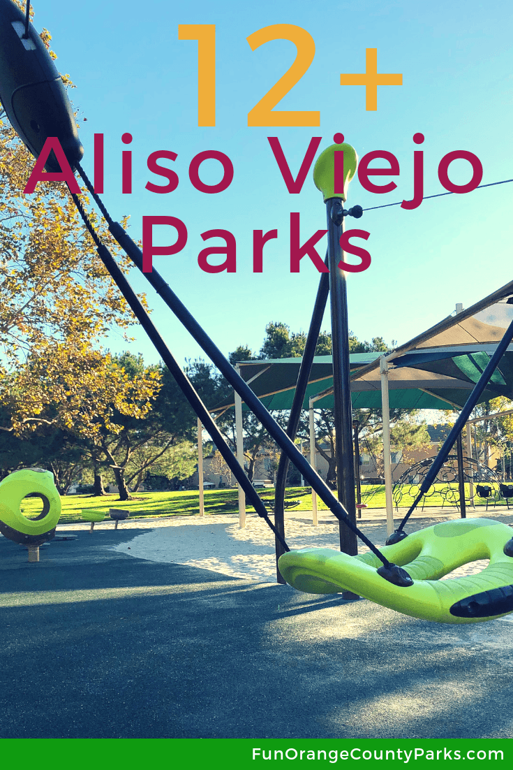 best aliso viejo parks pin image with swing