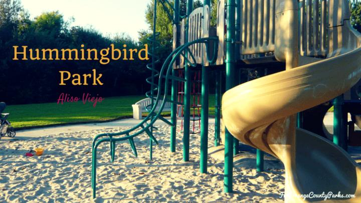 Hummingbird Park: Sunken in a Hidden Corner of Aliso Viejo