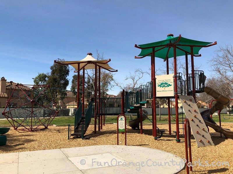 laurel glen park tustin - playground
