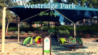 Westridge Park Aliso Viejo playground