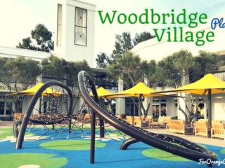 Woodbridge Village Center Irvine Play Area