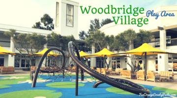 Woodbridge Village Center Play Area in Irvine