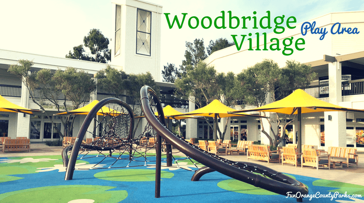 Woodbridge Village Center Irvine Play Area