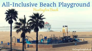 Huntington Beach Playground Near Pier (All Inclusive)