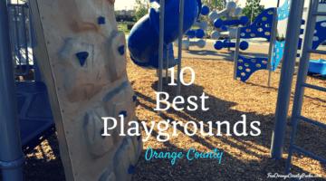 10 Best Orange County Playgrounds