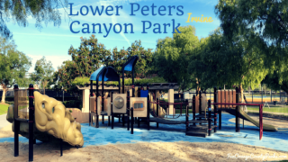 Lower Peters Canyon Park Irvine