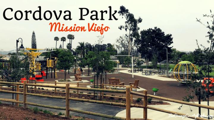 Cordova Park in Mission Viejo
