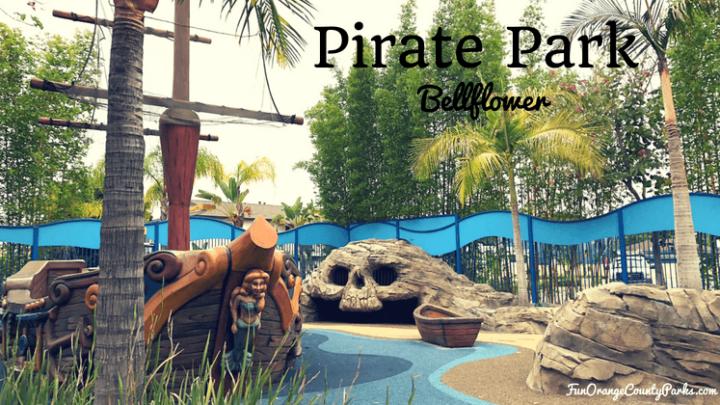 Pirate Park in Bellflower: Fun for Your Little Pirate
