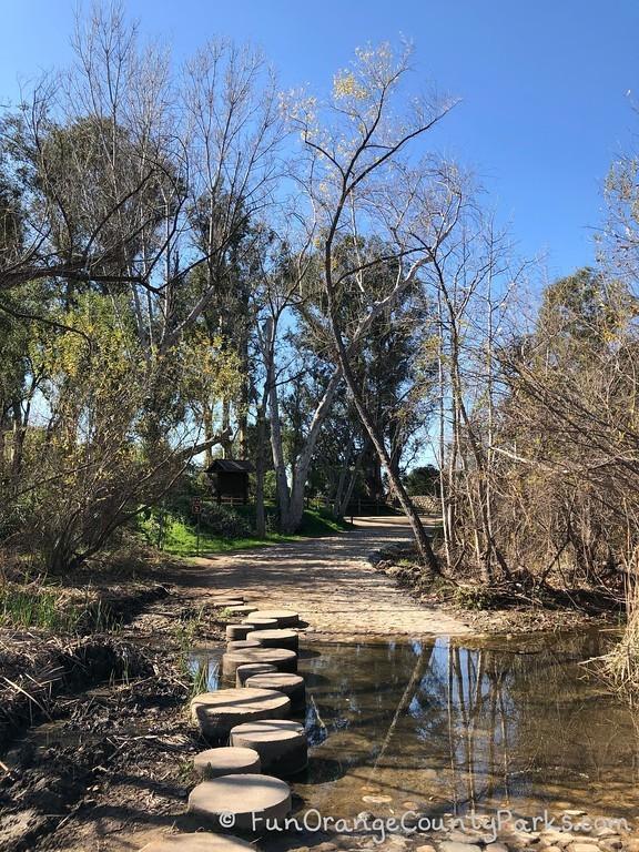 santiago oaks creek