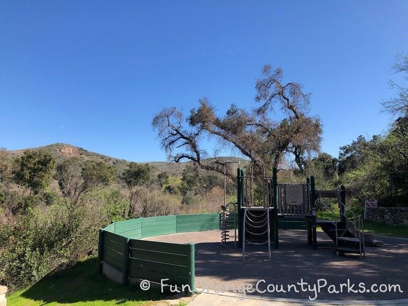santiago oaks playground