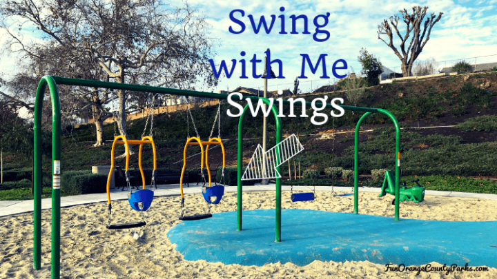 Parks with Mommy and Me Baby Swings