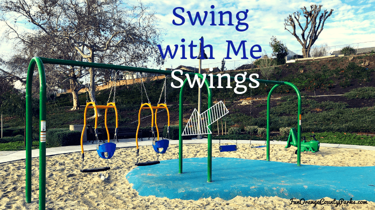 mommy and me swings parks with swings