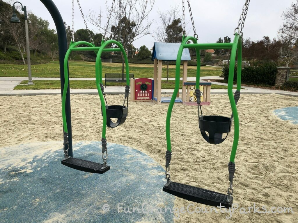 mommy and me swings melinda park mission viejo