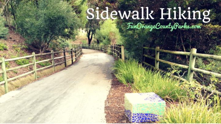 Sidewalk Hiking
