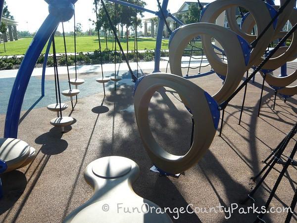 sweet shade park playground