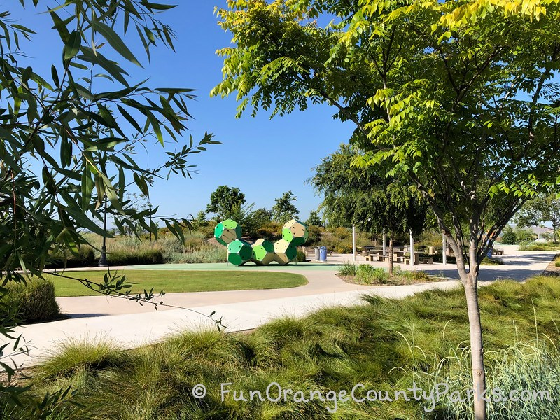 bosque playground great park trails climber
