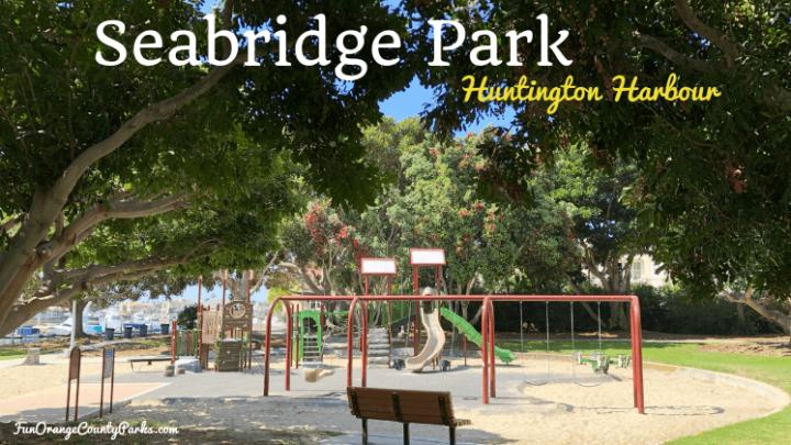 Seabridge Park and Beach in Huntington Harbour