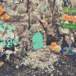Mission Viejo Fairy Village Holiday Season fairy home