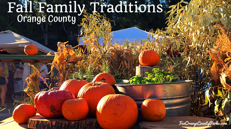 Best Outdoor Fall Family Traditions in OC 2021