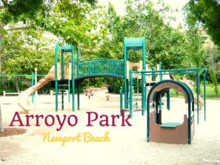 arroyo park newport beach playground