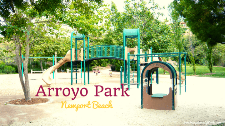 Arroyo Park in Newport Beach: Lush Surroundings in a Sunken Canyon