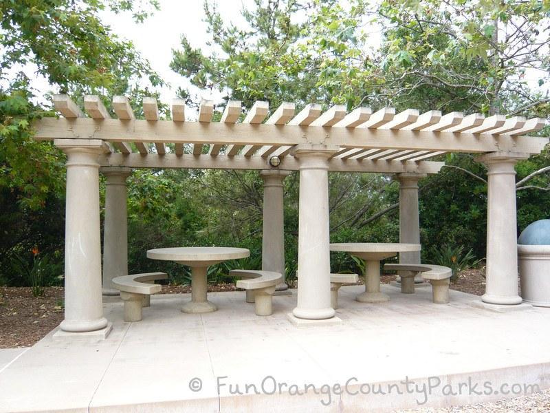 arroyo park newport beach picnic area