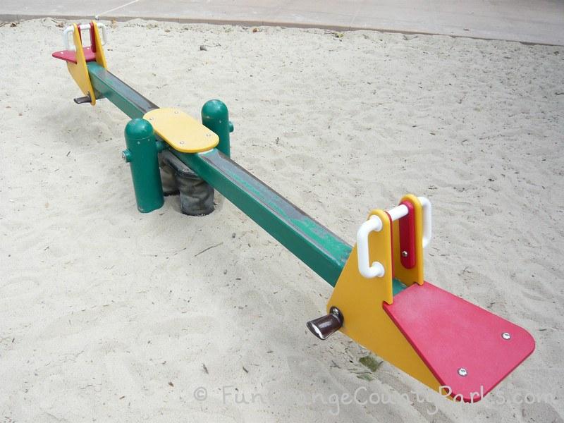 arroyo park newport beach teeter totter