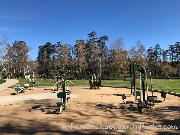 cedar grove park tustin fitness equipment