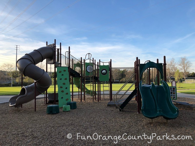 sheep hills park play structure