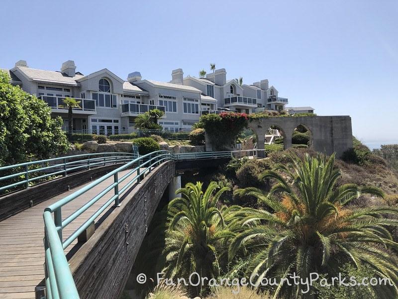 Dana Point Inn arches