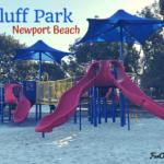 Eastbluff Park Newport Beach playground
