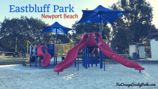 Eastbluff Park Newport Beach playground