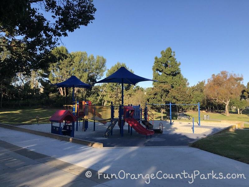 Eastbluff Park Newport Beach play structure