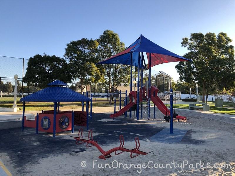 bob henry newport beach playground