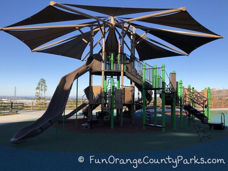 portola park lake forest playground