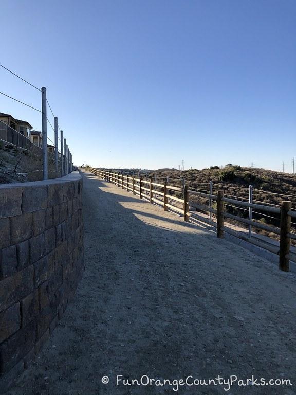 portola park trail system