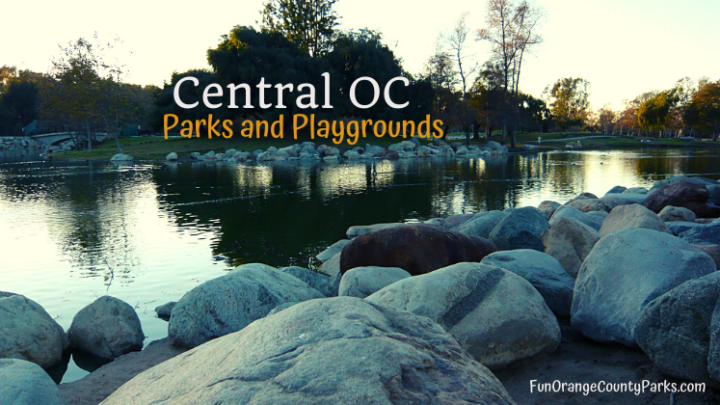 Central Orange County Playgrounds and Parks Index