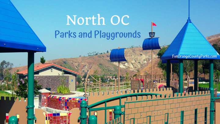 North Orange County Parks and Playgrounds Index