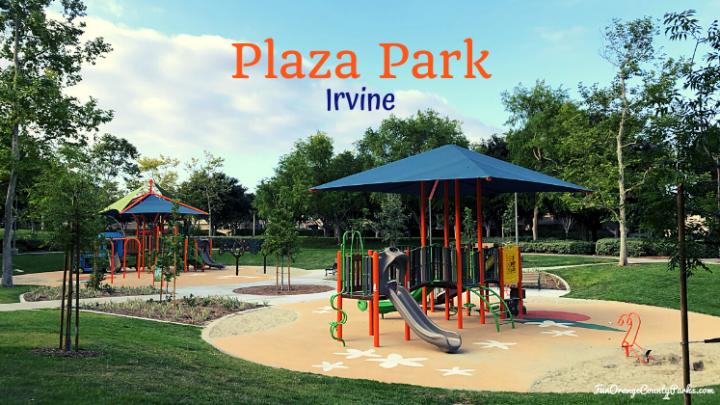 Plaza Park in Irvine: Where the Asparagus Grows